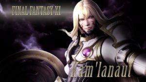 Kam'lanaut in Dissidia: Final Fantasy NT