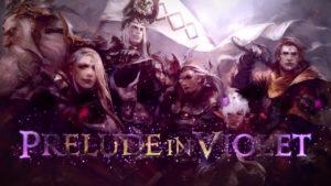 Prelude in Violet
