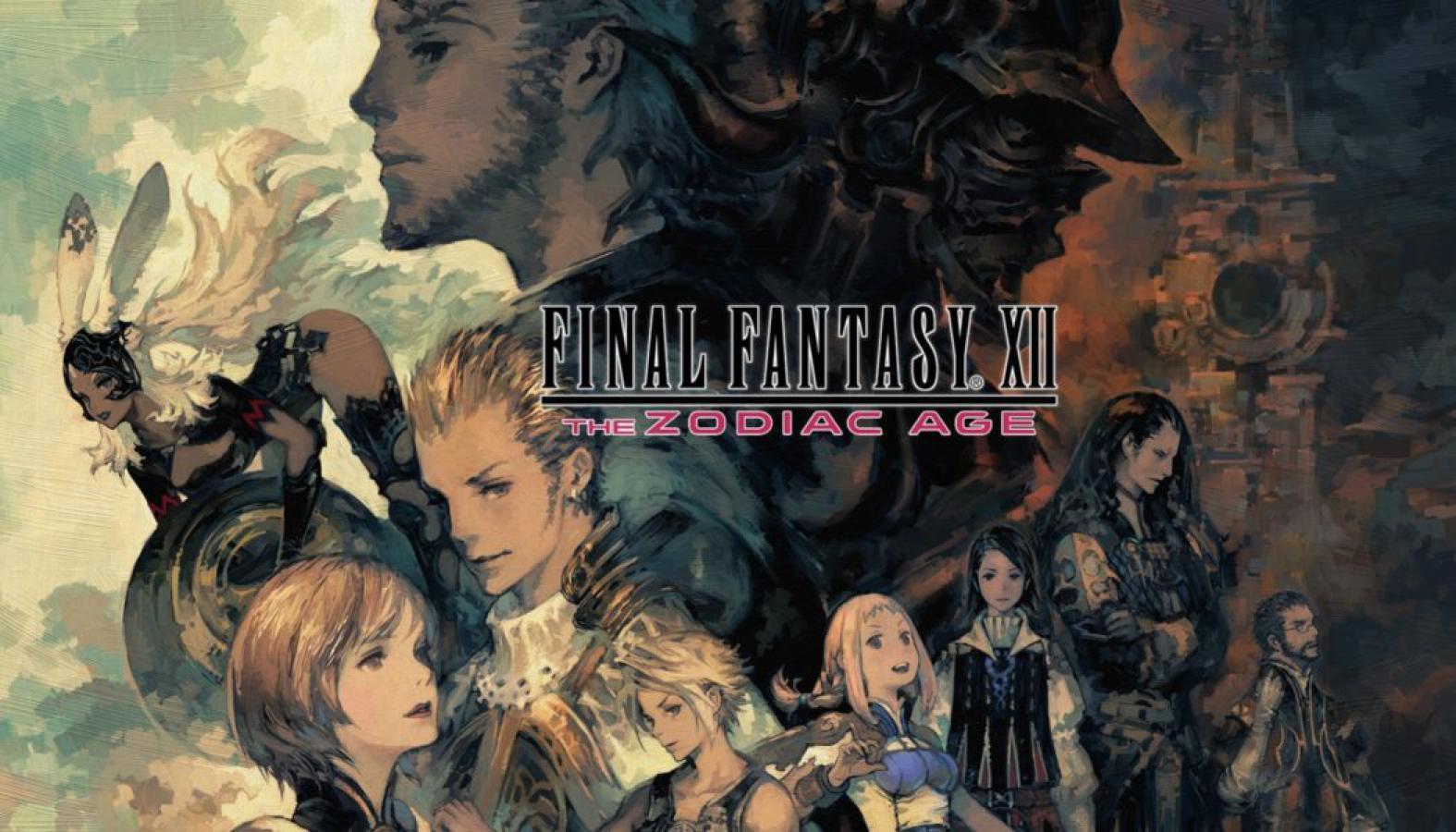 Final Fantasy XII - The Zodiac Age für die Playstation 4