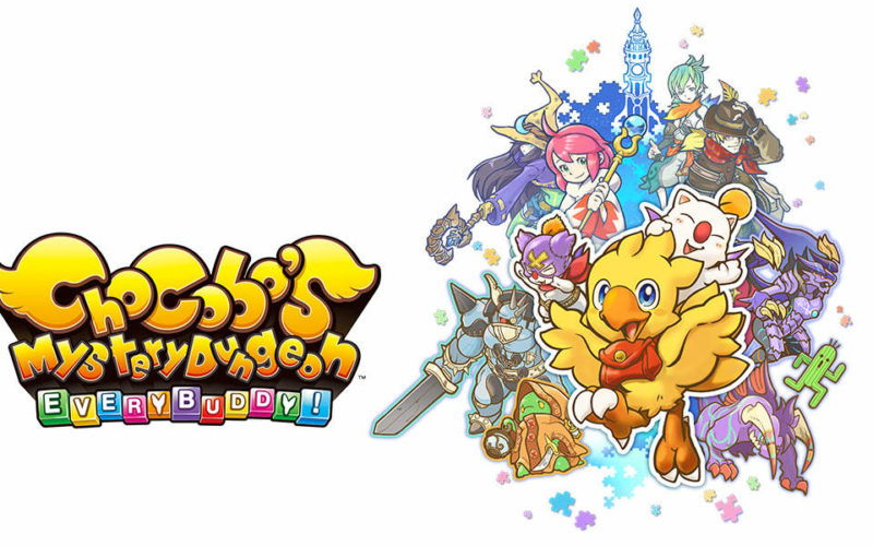 Chocobo's Mystery Dungeon Every Buddy!
