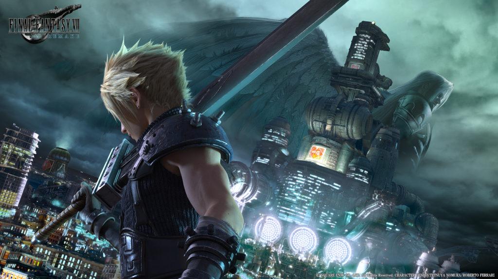 Final Fantasy VII - Remake