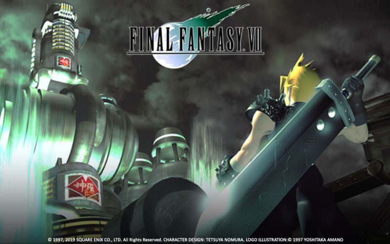 Final Fantasy VII für die Nintendo Switch und Xbox One