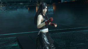 Dissidia Final Fantasy NT Tifa Black Outfit