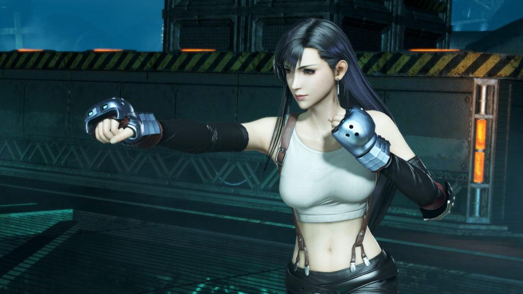 Dissidia Final Fantasy NT Tifa Silber Handschuhe