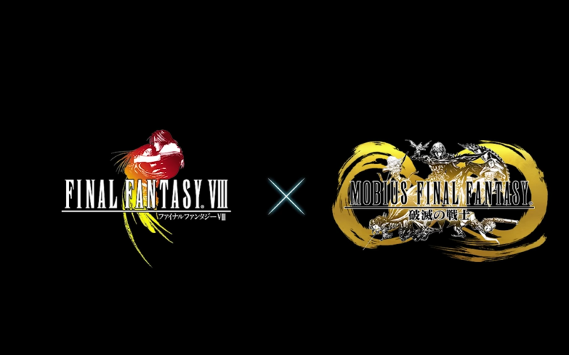 Final Fantasy VIII x Mobius Final Fantasy