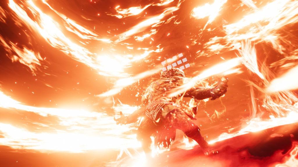 Final Fantasy VII Remake Ifrit