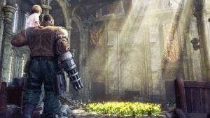Barrett Final Fantasy VII Remake