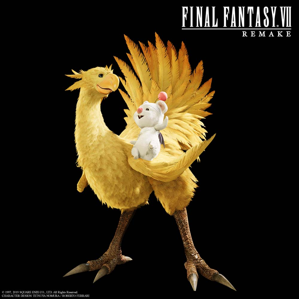 Choco-Mob Final Fantasy VII Remake