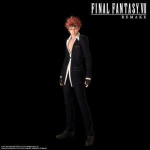 Reno Final Fantasy VII Remake
