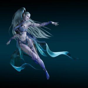 Shiva in Final Fantasy VII Remake