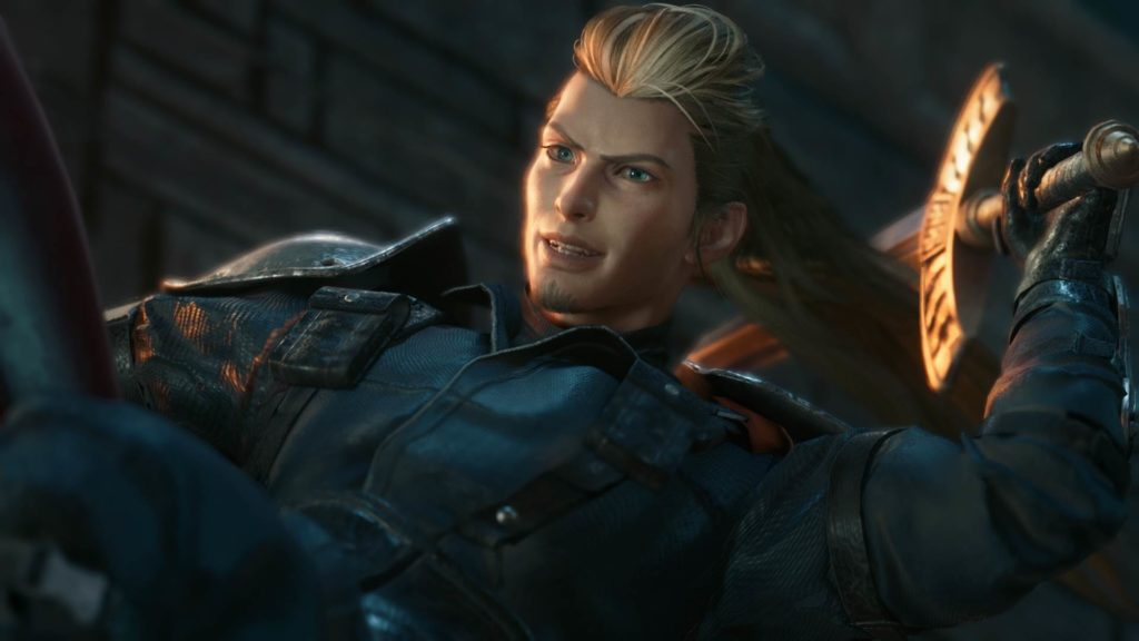 Ein neuer SOLDAt in Final Fantasy VII Remake