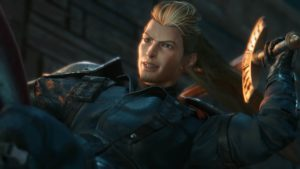 Ein neuer SOLDAt in Final Fantasy VII Remake