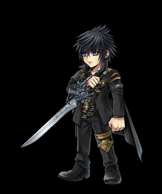 Noctis in Dissidia Final Fantasy Opera Omnia
